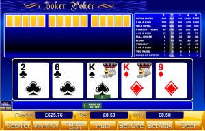 Aces and Eights-Videopoker – Spielen Sie Aces and Eights online kostenlos